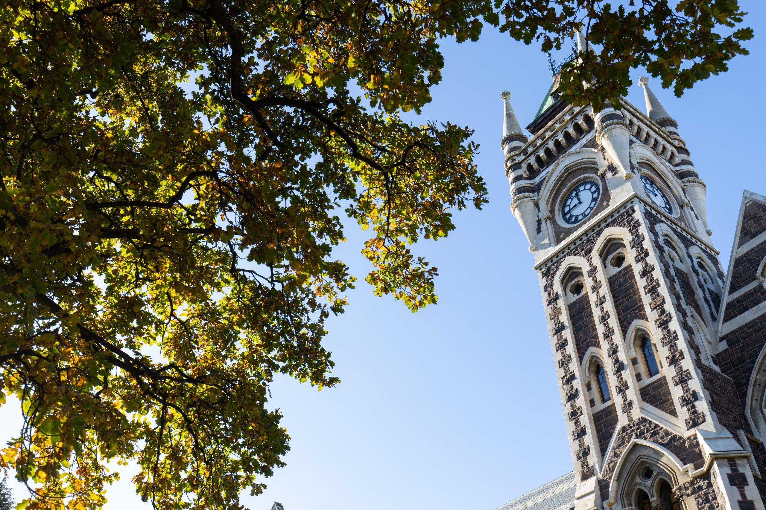 02 Otago Clocktower